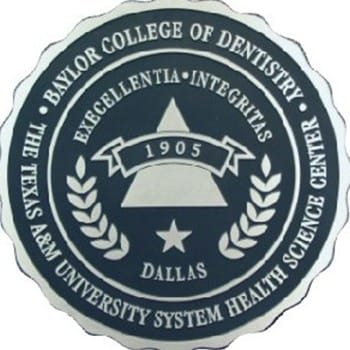 Baylor College of Dentistry Seal